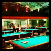 Foto tirada no(a) Bahrem Pompéia Snooker Bar por Rodrigo T. em 5/31/2012