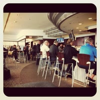 Photo taken at United Club by Xavier D. on 4/20/2012