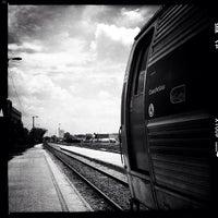 Photo taken at Orlando Train Station by brandon k. on 4/28/2012