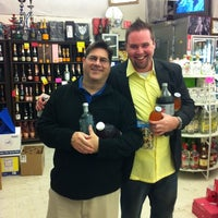 Photo taken at Beverly Hills Liquor, Wine & Deli by Brittany R. on 5/25/2012