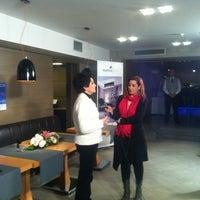 Photo taken at Anatolia Hotel Komotini by Alexandros P. on 3/1/2012