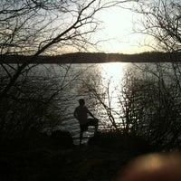 Photo taken at Eagle Creek Park by Ann J. on 3/14/2012