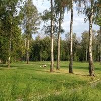 Photo taken at Черкизовский парк by Александр М. on 7/6/2012