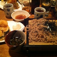 Photo taken at Soba Totto by Chang on 4/7/2012