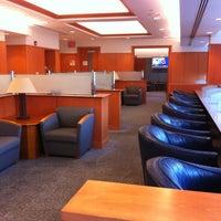Photo taken at Japan Airlines Sakura Lounge by David S. on 7/18/2012