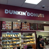 Photo taken at Dunkin' Donuts by Tyler E. on 7/19/2012