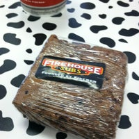 Photo taken at Firehouse Subs by Marcela M. on 5/4/2012