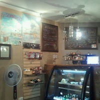 Photo taken at Senem's Coffee & Tea House by Josh H. on 8/28/2012