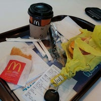 Photo taken at McDonalds Calle 9 by Cher A. on 7/22/2012