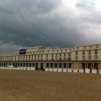 Photo taken at Thermae Palace by Lara F. on 7/8/2012