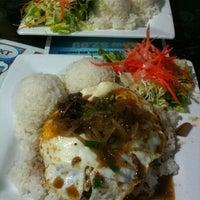 Photo taken at Da Kitchen Cafe by Ran D. on 4/3/2012