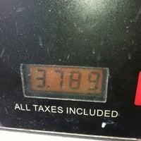 Photo taken at Shell by Lil yo on 4/8/2012