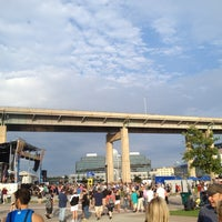 Photo taken at Thursday at Canalside by Steve P. on 7/26/2012