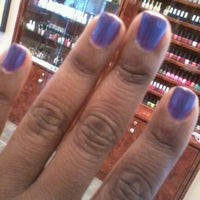 Photo taken at Ladue Nails & Spa by Tracyi B. on 4/4/2012