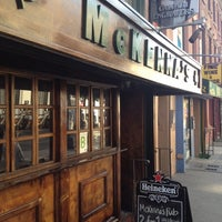 Photo taken at McKenna's Pub by Emily on 8/30/2012
