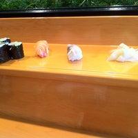 Photo taken at Ino Sushi by jonathan b. on 7/1/2012