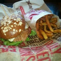Photo taken at Epic Burger by Fern D. on 7/12/2012