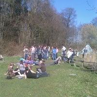 Photo taken at Kasteel Stoutenburg by Jurgen v. on 3/25/2012