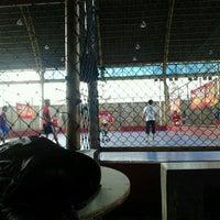 Photo taken at Sonic Futsal by Sophea V. on 5/17/2012