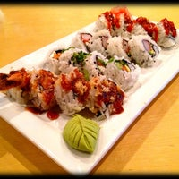 Photo taken at Nori Modern Noodle and Sushi by Corey O. on 2/25/2012