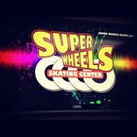 Photo taken at Super Wheels Skating Center by Michelle B. on 5/28/2012