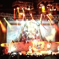 Photo taken at Hollywood Casino Amphitheatre by Deej on 7/6/2012