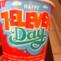 Photo taken at 7-Eleven by diego c. on 7/11/2012