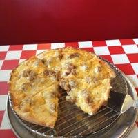 Photo taken at Aurelio's Pizza - Joliet by Rob on 8/18/2012
