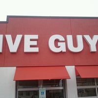 Photo taken at Five Guys by Mykel F. on 4/20/2012