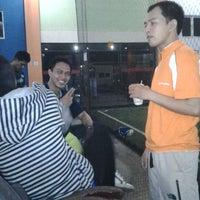 Photo taken at Futsal 1818 Ceria by Muhammad N. on 6/2/2012
