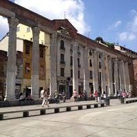 Foto scattata a Colonne di San Lorenzo da Massimiliano C. il 7/7/2012