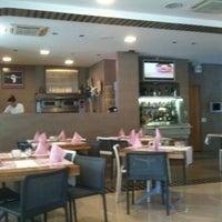 Photo taken at Pizzeria Re Artu' by Davide M. on 5/16/2012