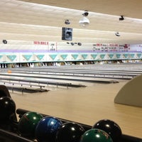 Photo taken at Herrill Lanes by Aimee N. on 7/28/2012