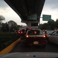 Photo taken at Av. Río Mixcoac by Mario G. on 5/25/2012