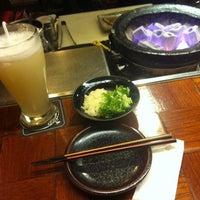 Photo taken at 大腕燒肉 by Jenny L. on 8/17/2012