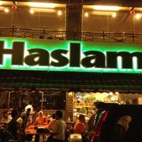 Photo taken at Restoran Haslam by Noora J. on 2/23/2012