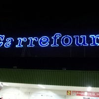 Photo taken at Carrefour by Pedro V. on 4/9/2012