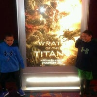 Photo taken at AMC Mayfair Mall 18 by Husani R. on 4/10/2012