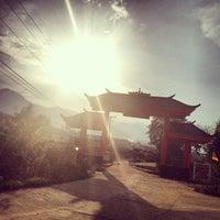 Photo taken at Santichon Village by Yuri L. on 5/9/2012