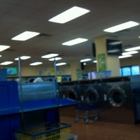 Photo taken at SpinZone Laundry North by Judy W. on 7/15/2012