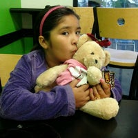 Photo taken at The Flame Broiler by Lisa L. on 6/29/2012