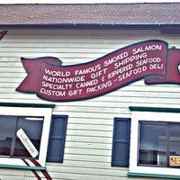 Photo taken at Josephson's Smokehouse by Elizabeth M. on 5/5/2012