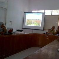 Photo taken at Balai Penyuluh Pertanian Kota Tebing Tinggi by Wahyudhi on 7/3/2012