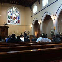 Photo taken at The Waikato Cathedral Church of St. Peter by Kahu M. on 2/17/2012