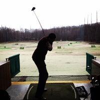 Photo taken at Willowbrook Golf Center by Brad M. on 3/4/2012