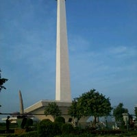 Photo taken at Lapangan Silang Monas by Ari W. on 5/6/2012