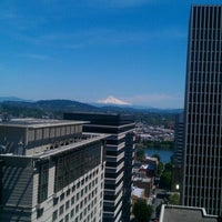 Photo taken at Hilton Portland & Executive Tower by Michael S. on 6/20/2012