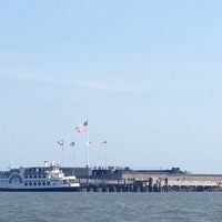 Photo taken at Fort Sumter National Monument by Diana B. on 9/2/2012