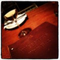 Foto scattata a Webster's Wine Bar da Brian F. il 5/22/2012