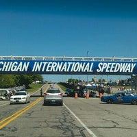 Photo taken at Michigan International Speedway by Tina W. on 8/18/2012